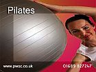 Pilates in Petts Wood