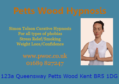 Petts Wood Osteopathic Clinic Hypnosis