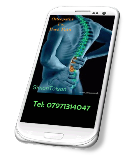 Petts Wood Osteopathic Clinic Contact Details