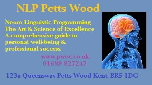 Petts Wood Osteopathic Clinic Neuro Linguistic Programming