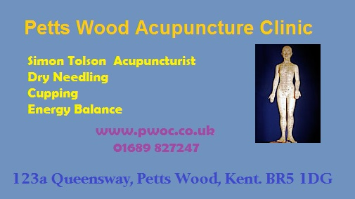 Petts Wood Osteopathic Clinic Acupuncture