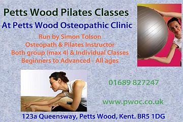 Pilates for osteopaths