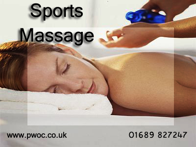 Sports Massage in Petts Wood