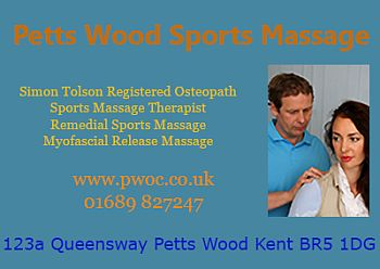 Sports Massage in Petts Wood