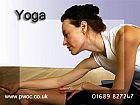 Yoga in Petts Wood