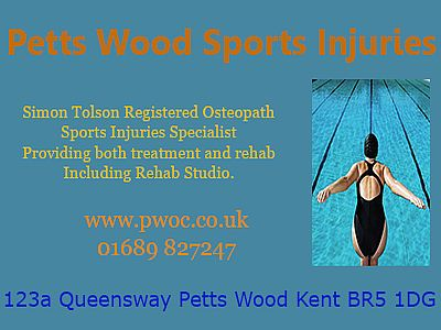 Petts Wood Sports Injury Clinic