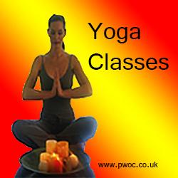 Yoga Class Petts Wood