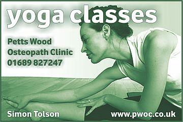 Yoga Philosophy at Petts Wood